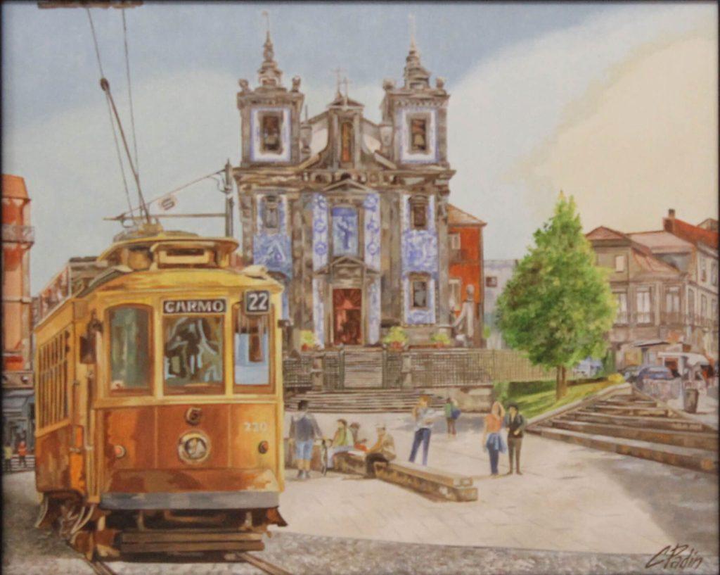 Carlos Padín | Óleos
