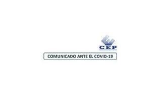 COMUNICADO ANTE EL COVID-19