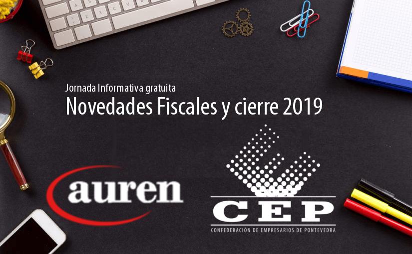 Jornada| Novedades Fiscales y cierre 2019