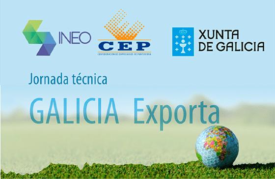 Jornada técnica| Galicia Exporta