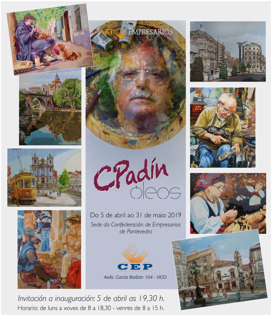 Cartel Carlos Padin
