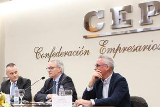 Antón Costas confirma en la CEP que la economía española crecerá en 2020, a pesar de las amenazas internas y externas