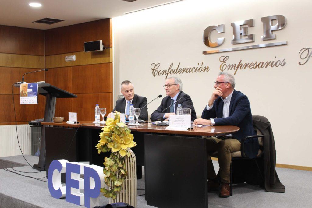 Encuentros ConCep <br />Antón Costas