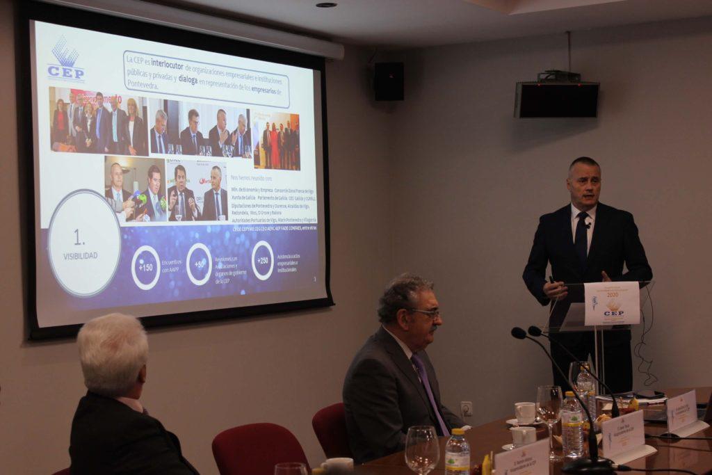 Presentación Plan Actividades de la CEP 2020 a medios de comunicación