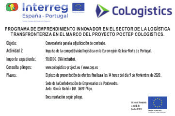 LICITACIÓN COLOGISTICS