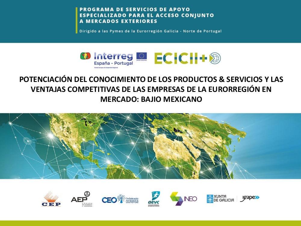 Misión virtual con el Bajío mexicano