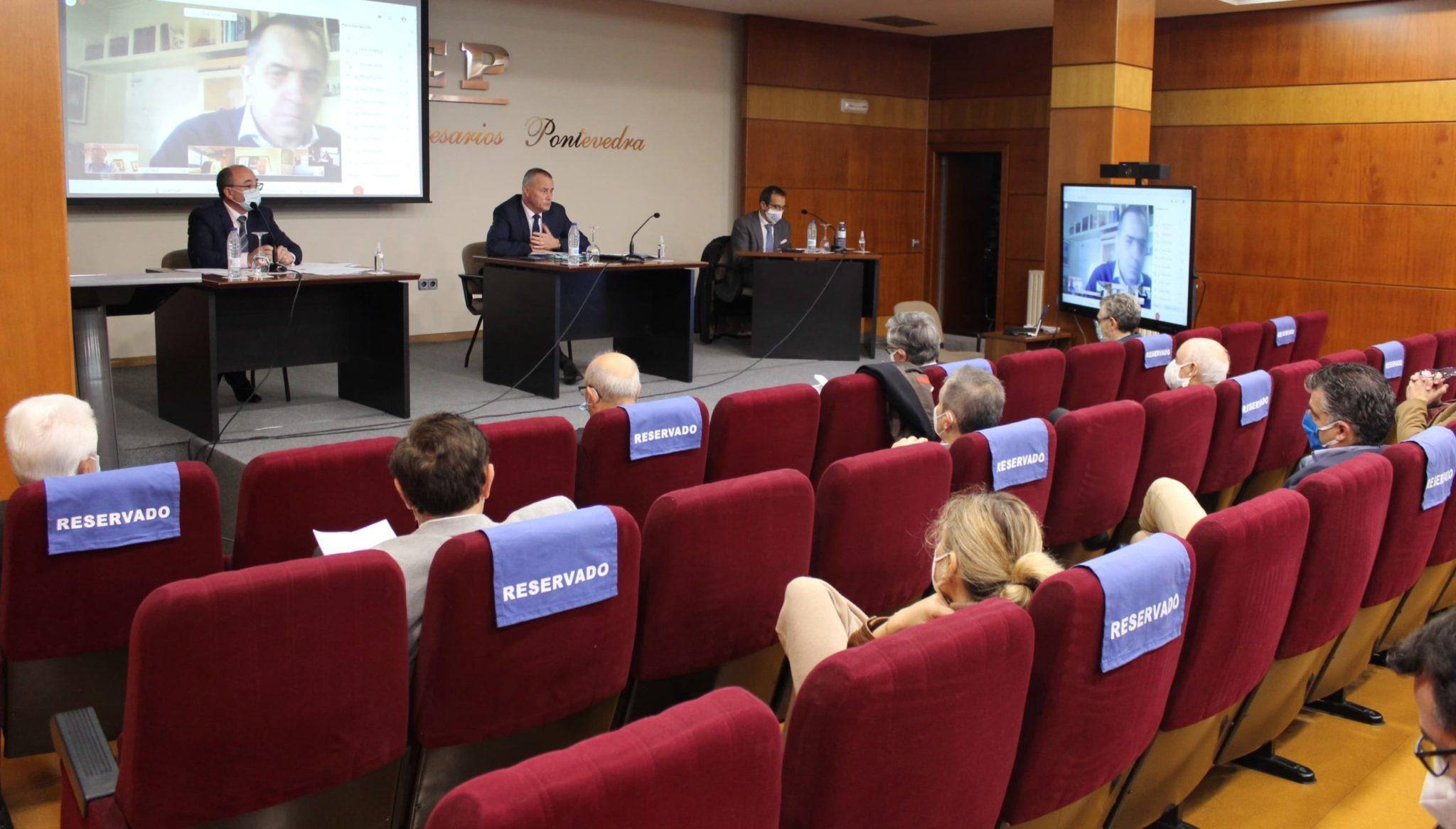 La CEP elevará consulta sobre permanencia en la CEG a su Asamblea General el 14/dic