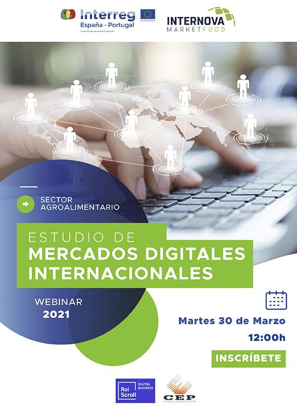Presentación del Estudio sobre mercados digitales internacionales para pymes agroalimentarias
