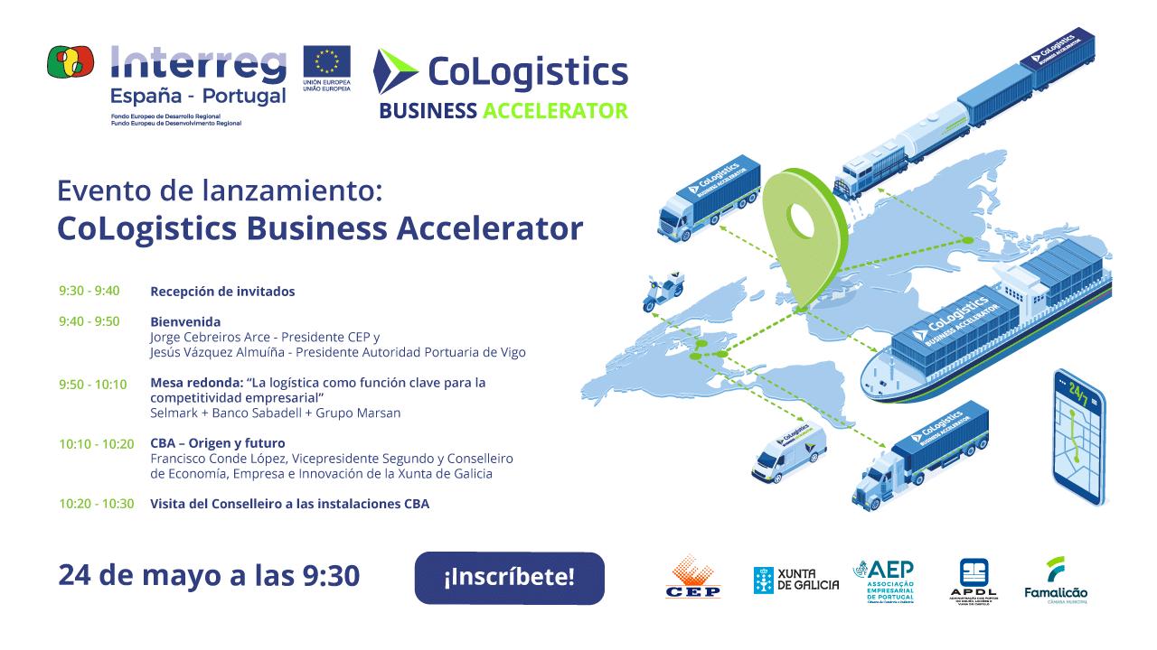 Lanzamiento de CoLogistics Business Accelerator (CBA)